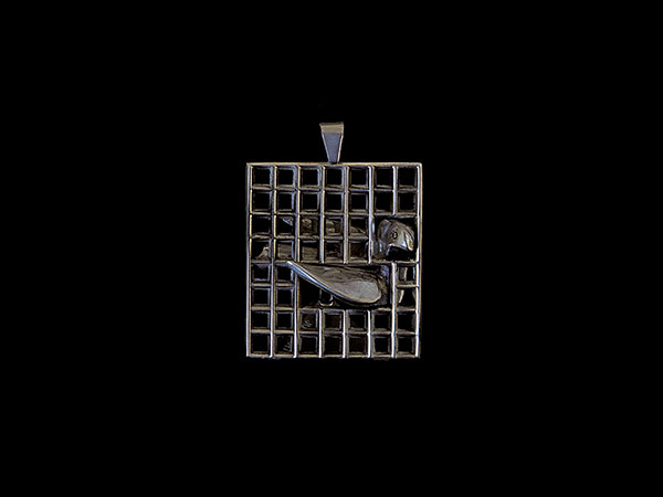 Bird and Cage 4